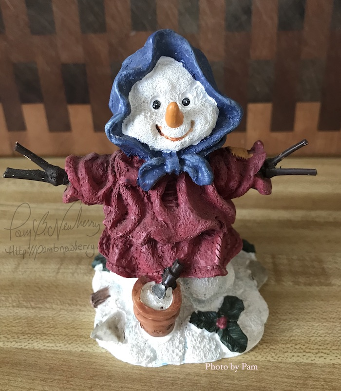 Image by Pam of Milo, a Snowquidian from Snowboro