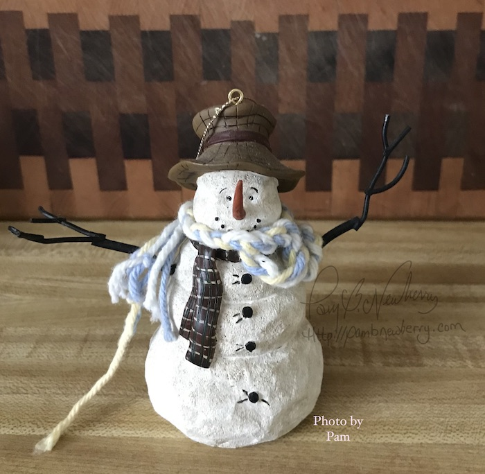 Image by Pam of Sam Slavetome, a Snowquidian from Snowboro