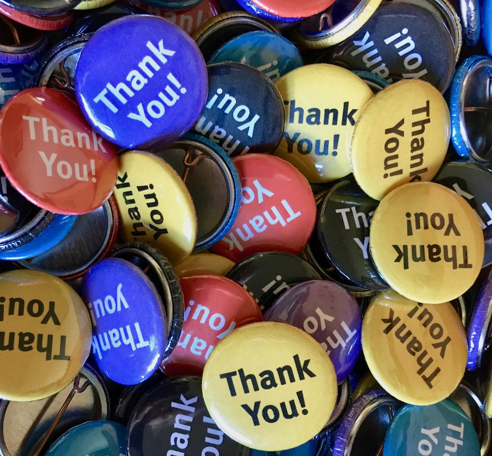 "The Life-Changing Power of ""Thank You"" 2"