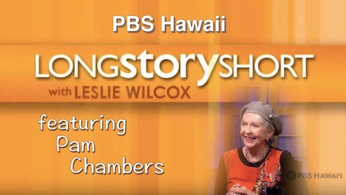 PBS Hawaii with Pam Chambers