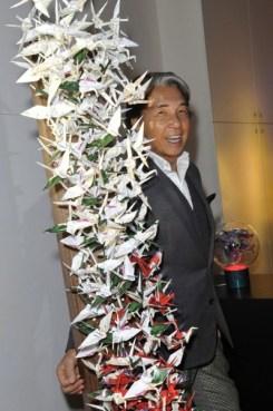 Origames bem no modo oriental de Kenzo Takada
