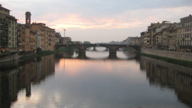 The Arno, Florence, Italy