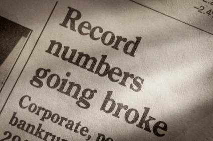 Newspaper Record Numbers