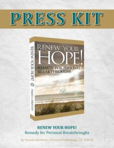 Renew Your Hope! Press Kit