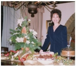 Pam Catering 1993 - That's a while back!