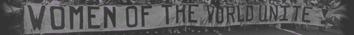 Women of the World Unite - PamelaCross.ca
