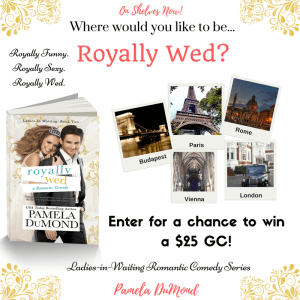 Royally Wed Giveaway!