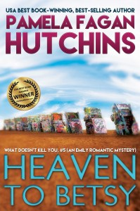 Book Cover: Heaven to Betsy