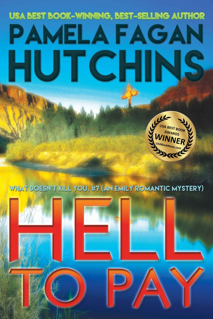 Book Cover: Hell to Pay