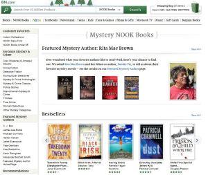 nook top mysteries