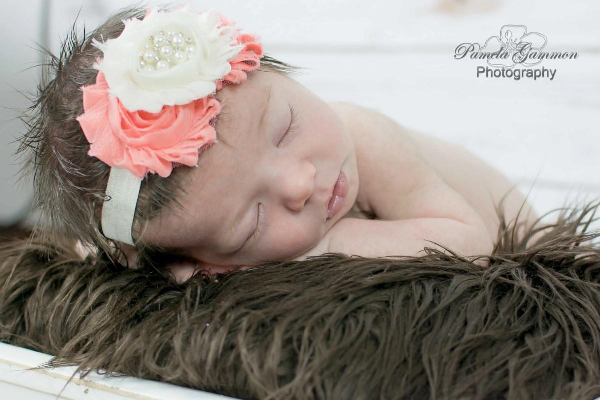 Ashland KY Newborn Girl Photographer