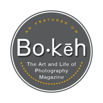 Bokeh Magazine Features Pamela Gammon Photography