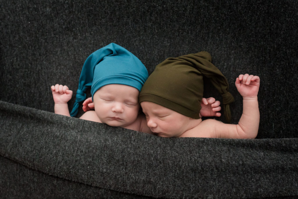 KY Newborn Twin Pictures