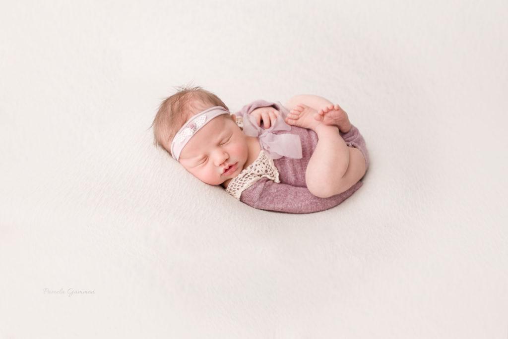 Lucasville Ohio Newborn Pictures