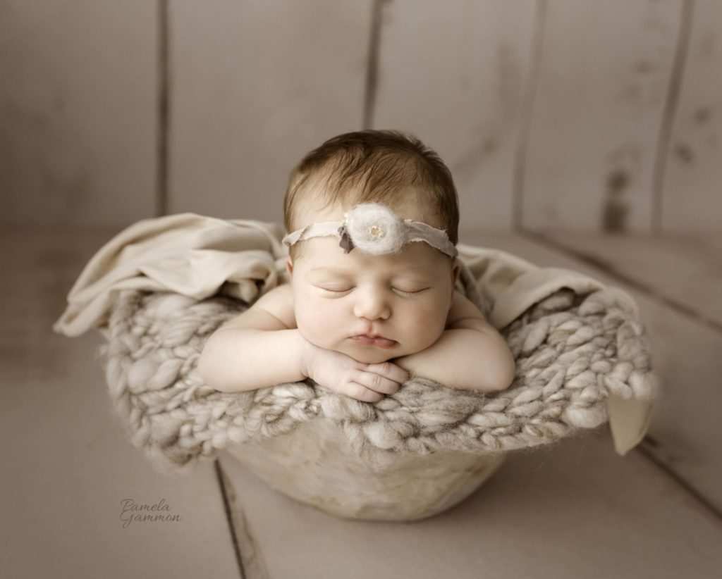 Ohio Newborn Session