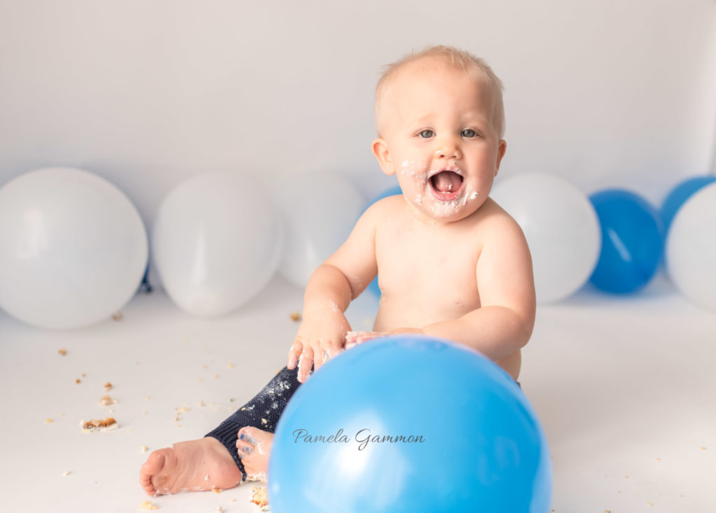 Greenup KY Baby Boy Photo Session
