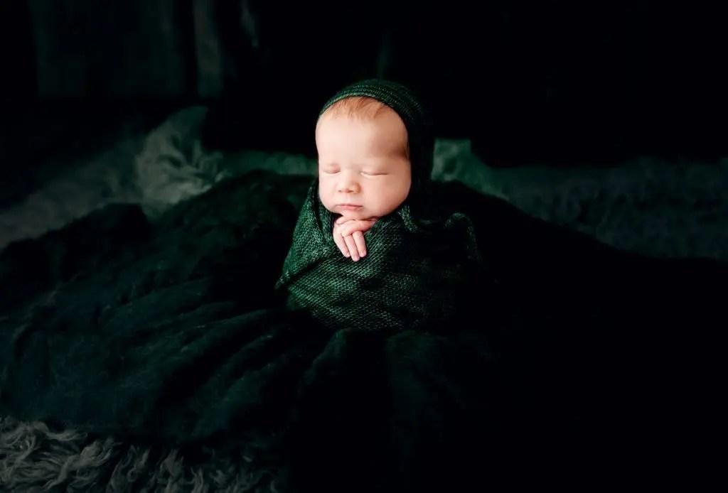 Newborn Pictures Wheelersburg OH
