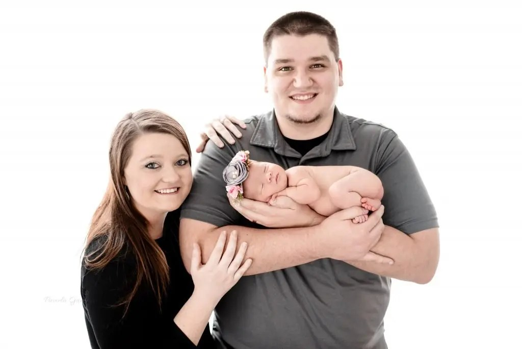 Vanceburg Kentucky Newborn Photography