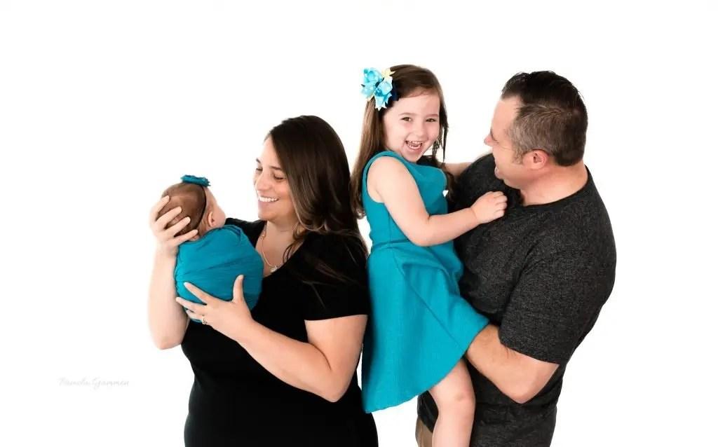 Family Newborn Photographer Wheelersburg Ohio