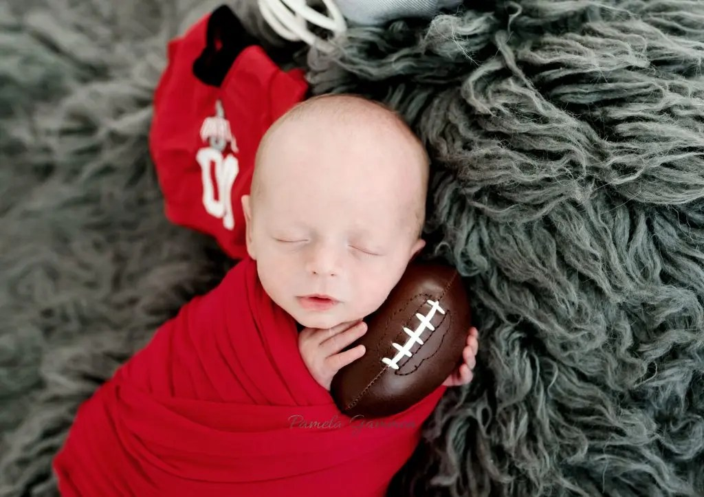 Newborn OSU Photography