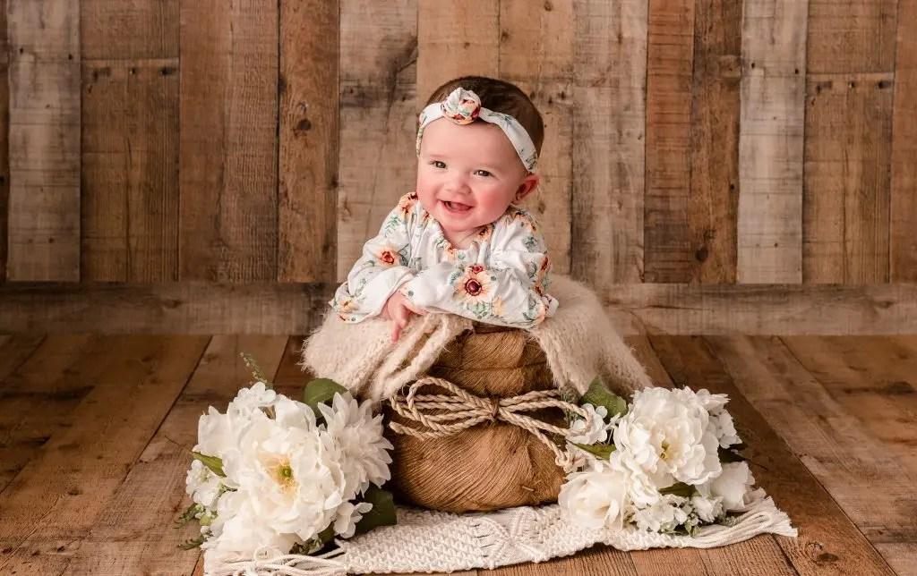 Vanceburg KY Baby Photos