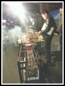 Street Barbecue