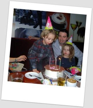 Dylan's 4rth birthday