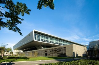 National Library of China (courtesy of http://www.topboxdesign.com/)