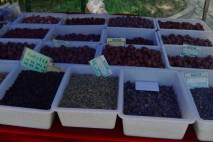 Dried fruits & nuts for sale