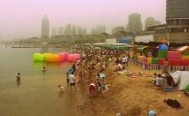 Beach at Xinghai Square