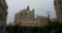 A Castle Fantasy near Xinghai Square