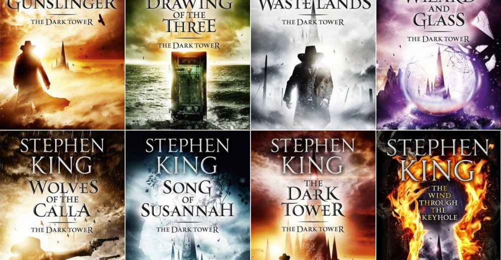 Book Review – Dark Tower Series by Stephen King