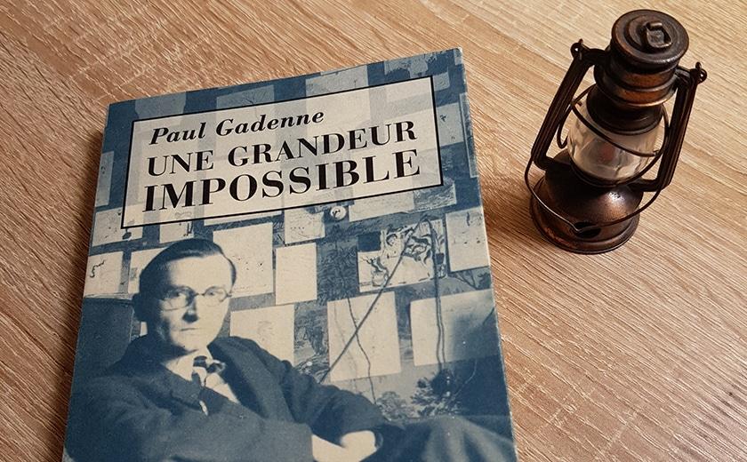 Paul Gadenne, L'Enfer de Sartre – La souffrance morne de l'athée révolté