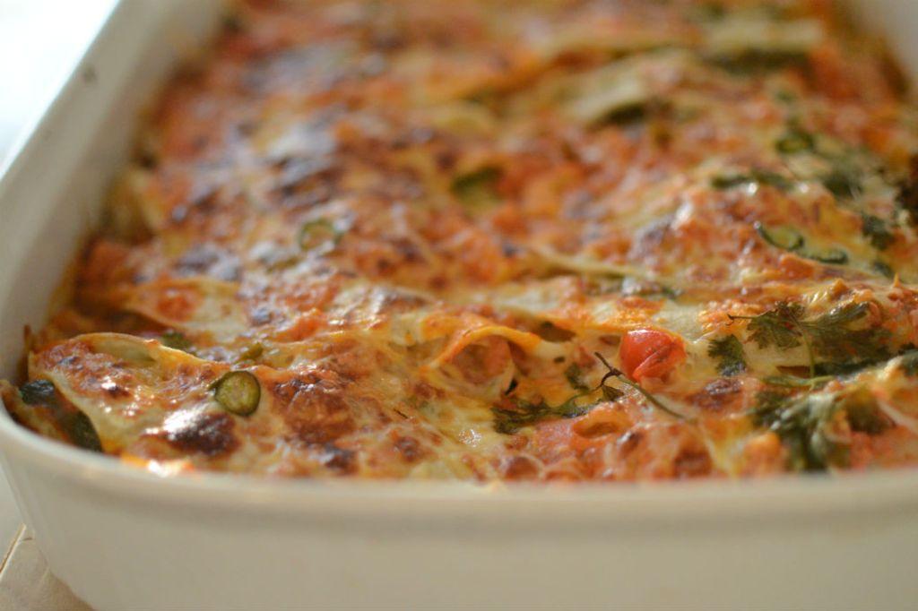 Cinco De Mayo Lasagne