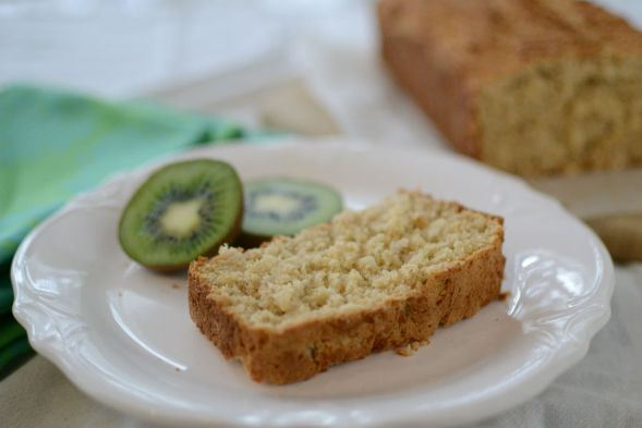 Coconut Bread Loaf with Buttermilk and Browned Butter