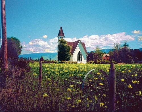 Benvoulin Church
