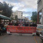 Κινητοποιήσεις στις συνοικίες της Θεσσαλονίκης ενάντια στο Ν/Σ Χατζηδάκη (upd.: και σε Λευκό Πύργο)