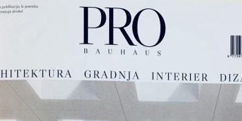 PRO Bauhaus o pametnem domu
