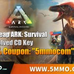 Ark Survival Evolved With A Winter Themed Landscape Gamemmocs