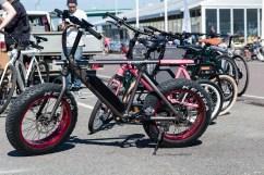 Cyklar i olika storlekar och modeller.