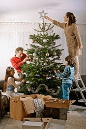 holiday tree safety