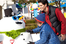 LEGOLAND Holiday Snow Days and Winter Nights