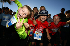 Kids Marathon Mile