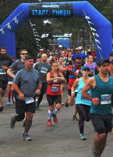 Carmel Valley Trail 5K, 10K and 15K