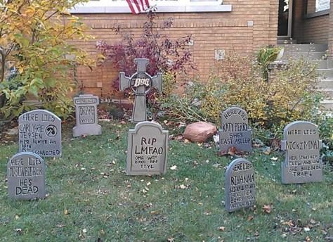 pop music graveyard