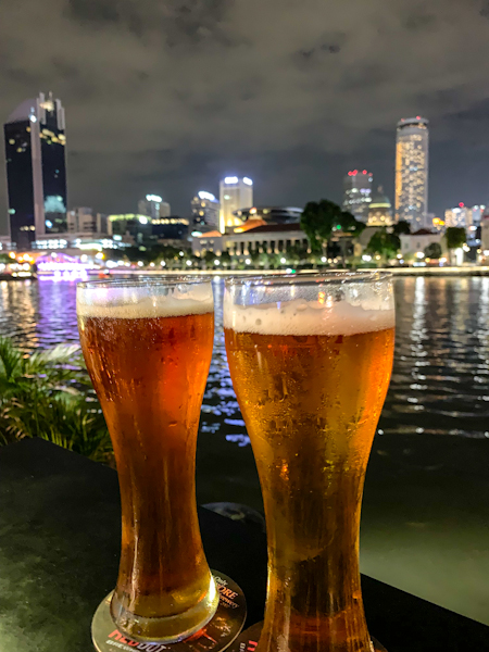 Bar to Bar