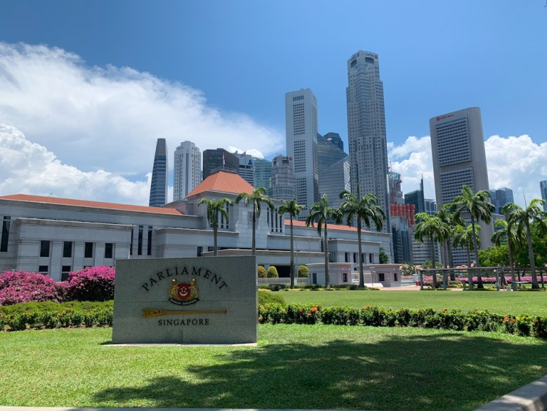 Parliament House of Singapore