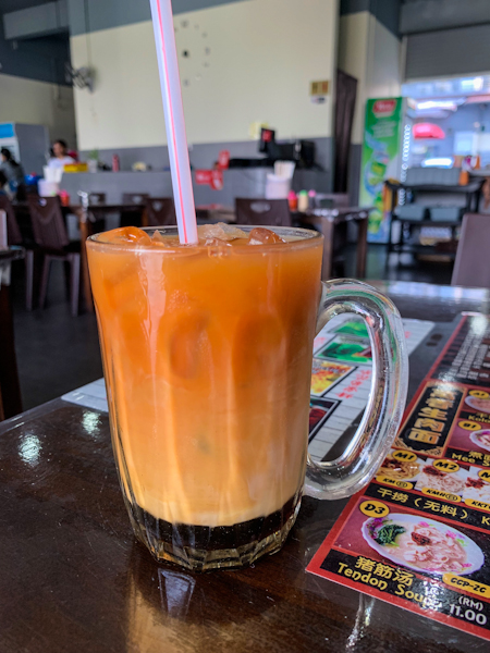 Teh C Special in Kuching