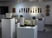 Ceramics in PR1 Gallery