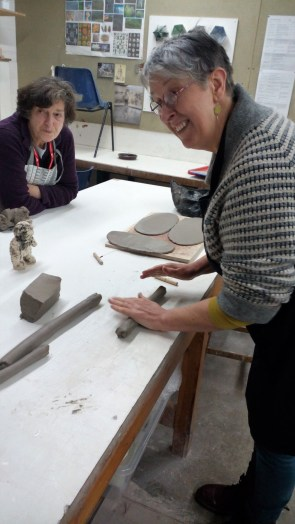 Coiling masterclass with Anna